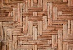 deseniowy łozinowy drewno Obraz Stock