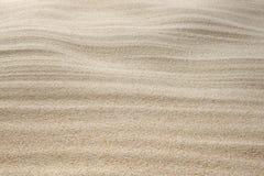 deseniowy piasek Obrazy Stock