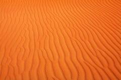 deseniowy piasek Fotografia Royalty Free