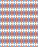 deseniowy rhombus Zdjęcia Stock