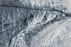 Deseniowy stary dębowy drewno Fotografia Royalty Free