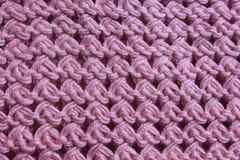 Deseniowy szalik Zdjęcie Stock