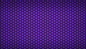 Deseniowy tło z powtórkowymi okręgami Obrazy Stock