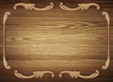deseniowy tła drewno Fotografia Stock