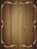 deseniowy tła drewno Zdjęcia Royalty Free