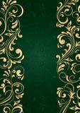 deseniowy tła vertical Obraz Royalty Free