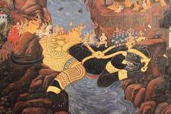 deseniowy tajlandzki Zdjęcia Royalty Free