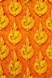 deseniowy tajlandzki tradycyjny Zdjęcia Royalty Free