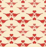 deseniowy valentine Fotografia Stock