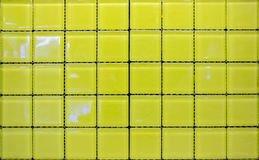 deseniowych bezszwowych płytek wektorowy kolor żółty Obraz Stock