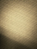 Deseniujący brown dywan Obrazy Royalty Free