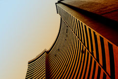 deseniują miejskiego budynków Obrazy Stock