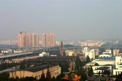Desenvolvimento da cidade   Foto de Stock