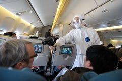 Desenvolvimento da gripe H1n1 Imagem de Stock