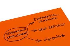 Desenvolvimento da liderança Foto de Stock