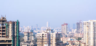 Desenvolvimento de Mumbai Fotos de Stock Royalty Free