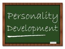 Desenvolvimento de personalidade Imagens de Stock Royalty Free