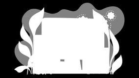 Desenvolvimento do back-end ele animação do conceito video estoque