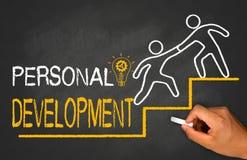 Desenvolvimento pessoal Imagens de Stock