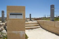 Desenvolvimento residencial fotografia de stock