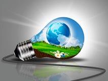 Desenvolvimento sustentável Imagem de Stock Royalty Free