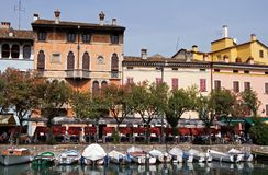 Desenzano Royalty Free Stock Images