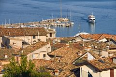 Desenzano del Garda Stock Photography