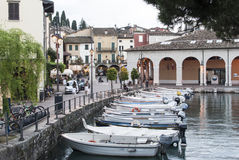 Desenzano del Garda.Italy Royalty Free Stock Photos
