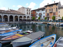 Desenzano del Garda Royalty Free Stock Images