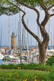 Desenzano by Garda Lake Stock Photo