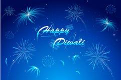 Deseo de Diwali ilustración del vector