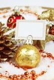 Deseo de la Navidad Imágenes de archivo libres de regalías
