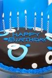 Deseo del cumpleaños imagenes de archivo