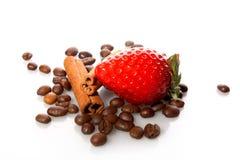 deserowe truskawki Zdjęcie Stock