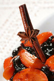 deserowej owoce słodkie fotografia royalty free