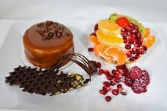 deserowej owoce słodkie Zdjęcie Royalty Free