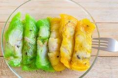 deserowy słodki tajlandzki Zdjęcie Royalty Free