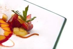 deserowy smakosz Fotografia Stock
