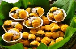 Deserowy Tajlandzki cukierki Zdjęcia Royalty Free