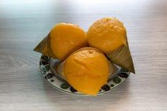 Deserowy Tajlandzki słodki cukier Fotografia Stock