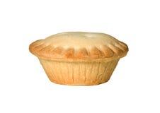 deserowy zamknięty deserowy kulebiak Obrazy Royalty Free