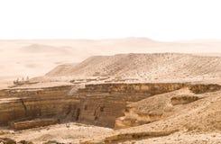 Desert. The desert near Giza, Egypt Royalty Free Stock Image
