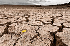 Desert. A desert zone in Bardenas Reales, Navarra, Spain. Canon 450d Stock Images