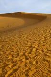The desert Royalty Free Stock Photo