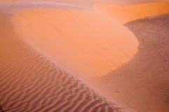 Desert. View of lifeless tropical desert Stock Photo