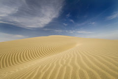 Desert Royalty Free Stock Photography