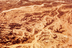 Desert abstract background Royalty Free Stock Images