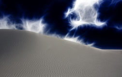 Desert Abstraction Stock Photos