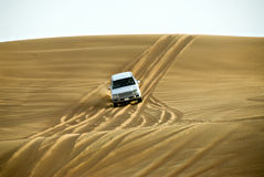 Desert adventure Stock Images