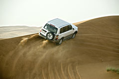 Desert adventure Stock Images